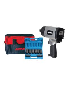 AIRCAT 3/4 in. Impact Wrench Kit