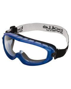 Atom Goggle Vented Plat Anti Fog/Anti Scratch