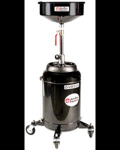 16-Gallon Portable Oil Drain