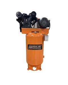Air Compressor 10 HP 80 Gal Vert
