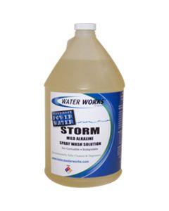 Storm Cabinet Washer Detergent, 1 Gallon