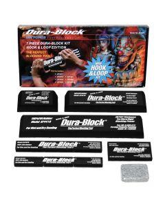 7 Piece Dura-Block Hook and Loop Sanding Blocks