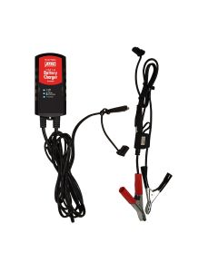 1.5A auto battery charger, maintainer & rejuvenator