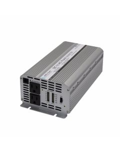 1250 Watt Power Inverter 12 VDC to 120 VAC w/remote port