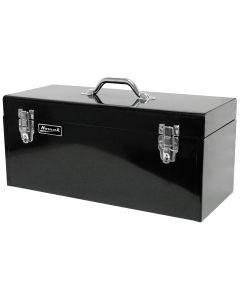 Homak Mfg. 20 in. Steel Flat Top Toolbox - Black