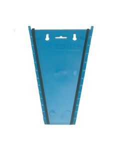 15 Piece Blue Wrench Rack
