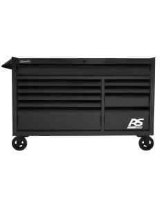54 in. RS PRO 10-Drawer Roller Cabinet with 24 in. Depth
