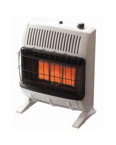 Vent-Free Infrared Gas Heat, 20K BTU, NG
