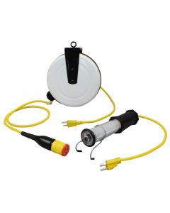 Saf-T-Lok Reel with Stubby II LED