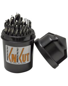 "KnKut 3/4 Fractional S&D 1/2"" Reduced Shank Drill Bit"
