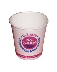 Disposable Paper Mixing Cups  - 1/4 Pint Cups (400)
