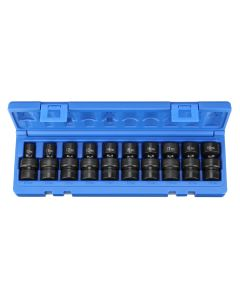 3/8 in. Drive 10-Piece Universal Metric Set