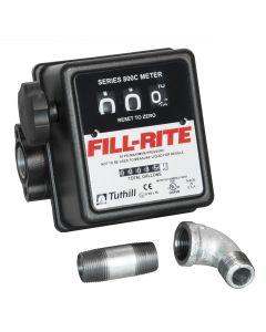 Black Meter Kit For Pumps