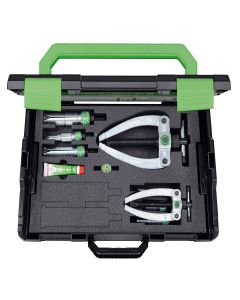 Kukko Set of Bearing Extracting Tools 12-46 mm