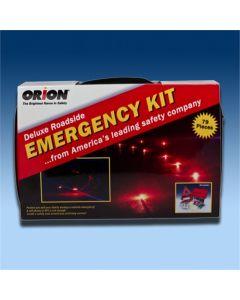 Orion 79-Piece Deluxe Roadside Emergency Kit