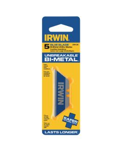 Bi-Metal 'Blue Blade' Utility Razor Blades (Pack of 5)