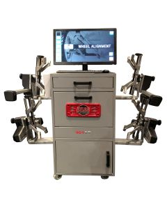 Atlas Wheel Alignment System with ADAS (Freight Prepaid)