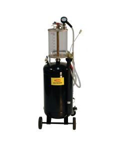 20-Gallon Fluid Evacuator with Transparent Bowl
