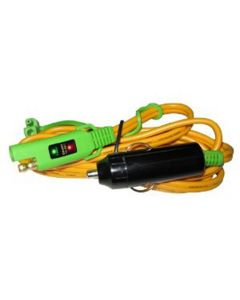 Save A Battery Smart Cable, 6 ft, with 12 Volt Auxillary Plug