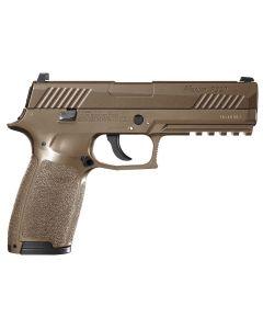 Sig Sauer Airgun, P320, .177 Cal, 12 Gram, 30 Round, Coyote Tan