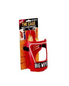 Big Wipes Wipe Wall or Van Bracket
