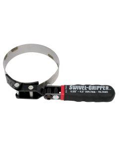 Swivel Gripper No Slip Filter Wrench - Large