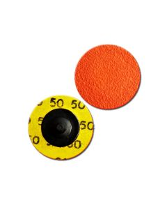 "2"" Cloth Quick-Change Disc 50 Grit"