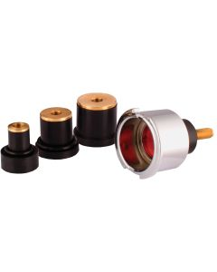 SmartFit Universal Radiator Adapter Set for Pressure Testers