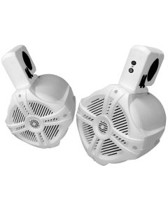 Wireless 250W Marine/Wakeboard Tower Speakers (Pai