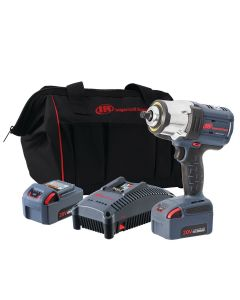 Ingersoll Rand 20V 1/2 in. Drive Brushless High-Torque Impact Wrench w/ (2) Batteries Kit