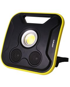ClipLight Soundlight Pro; LED Light and Bluetooth Speaker