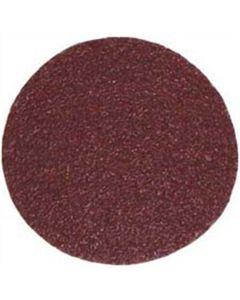 """2"""" Aluminum Oxide Abrasive Disc 36 Grit (100/Box)"""