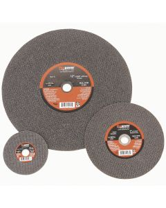 Type 1 Cut Off Abrasive Wheels, 3 x 1/16 x 3/8 (5 Per Pack)