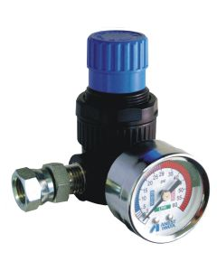 Compact Diaphragm Air Regulator