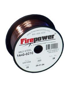 """ER70S-6 Mild Steel Welding Mig Wire .023"""" 2 Lbs."""