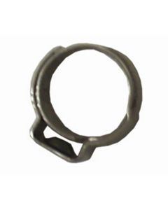 """10-pk of 5/16"""" x 360-degree Fuel Line Clamp for Nylon and Rubber Hose"""