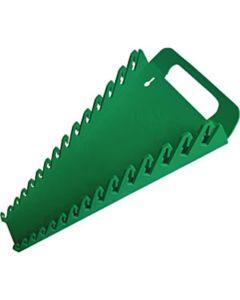 SureGrip Standard Green Combination Wrench Rack - 15 Slots