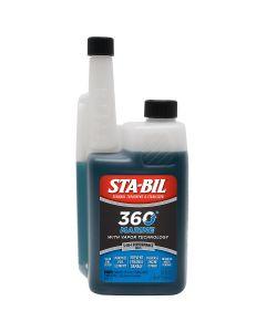 Marine STA-BIL Ethanol Fuel Treatment & Stabilizer, 32 oz Bottle, Case of 6