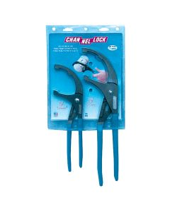 CHANNELLOCK 2-Piece Oil Filter Plier Set