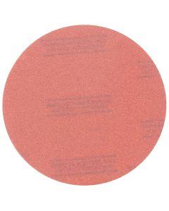 "3M Red Abrasive Stikit Disc, 6"", P220, 100 Per Roll"