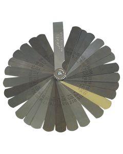 Blade Type .0015 to .035 Deluxe Feeler Gauge