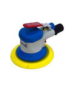 "6"" Lightweight Random Orbital Air Sander with Vacuum"