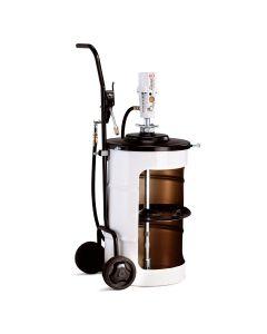 Economy Portable Grease Pump for 120 lb. Keg
