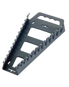 Hansen Global Quik-Pik Metric Wrench Rack, Grey