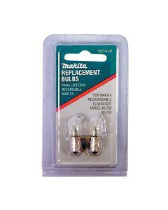Makita Bulb for MAKL901 & MAKL902 2 per pack