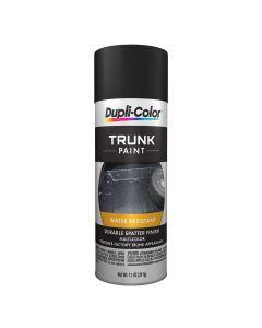 Dupli-Color Trunk Spatter Paint - 11 oz. Aerosol, Black and Gray