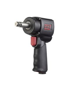 1/2 in. Drive Quiet Mini Air Impact Wrench with 2 in. Extended Anvil