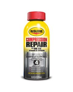 Compression Repair with Ring Seal, 4 Cylinder Formula, Restores Compression & Lost Power