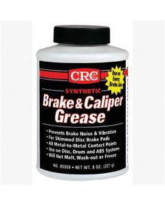 Brake Caliper Synthetic Grease, 8 oz Bottle, 6 per Case