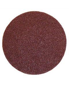 """2"""" Aluminum Oxide Abrasive Disc 80 Grit (100/Box)"""